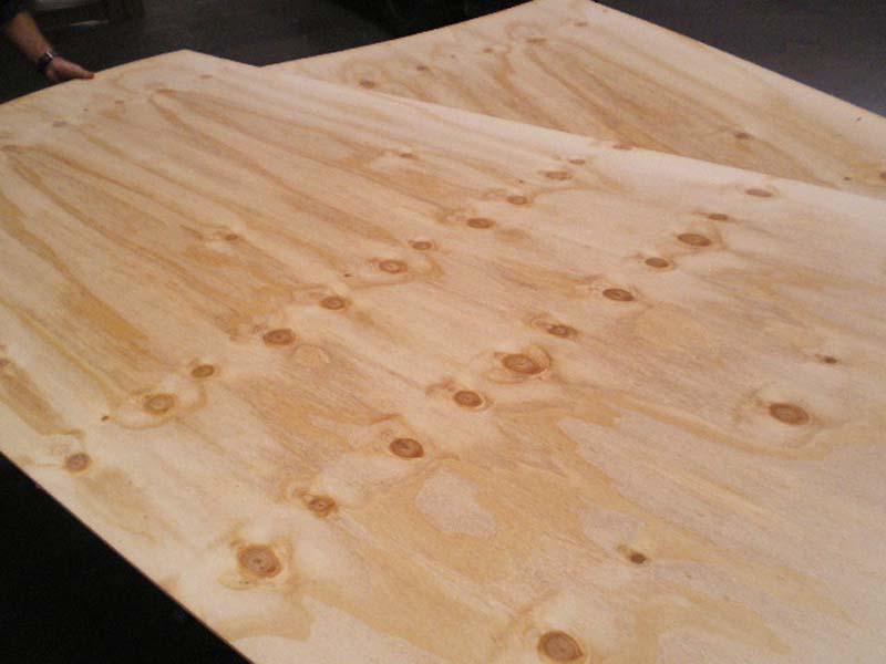 pine-plywood